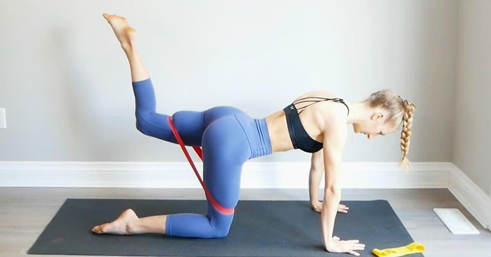 Best Resistance Band Exercises Workout