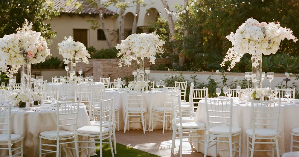 Decorations For Outdoor Weddings