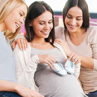 Праздник для будущей мамы в Дубае