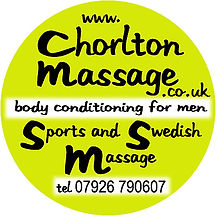 Chorlton Male Swedish Massage