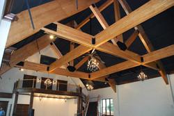 The Castle Cabana Ceiling