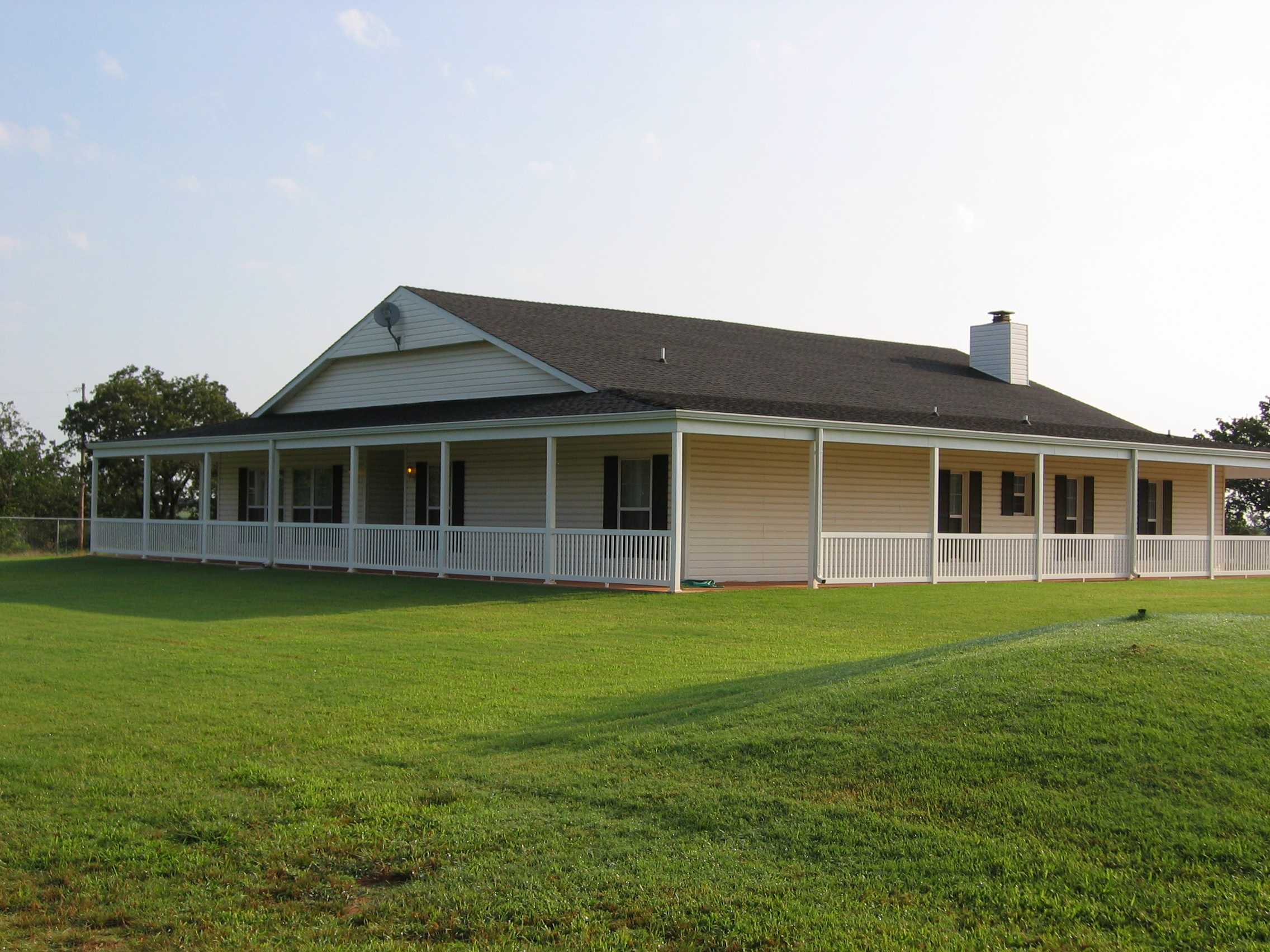Logan County Ranch House