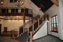 The Castle Stairs to 2nd Floor