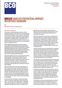 Brexit and its Potential Impact on Offic