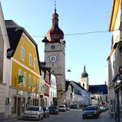 Waidhofen/Ybbs - Unterer Stadtplatz