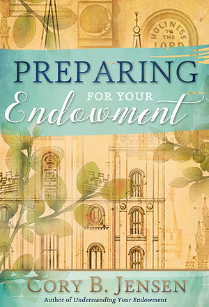 Book cover of Preparing For Your Endowment