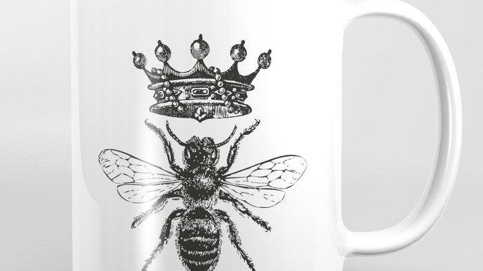 Bee Inspired Mugs