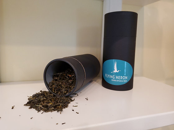 Spearmint Paper Container