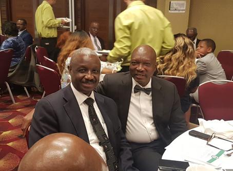 CANUK Holds Send-Off Dinner for Mr Emmanuel Namah, Minister for Consular, Education & Welfare