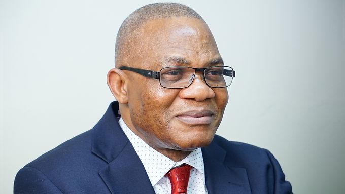 Dr Onoagbe Henry Okosun - First Vice Chairman