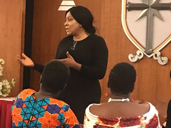 Nigerian Women in Diaspora Leadership Forum (NWIDLF) International Seminar