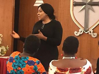 Nigerian Women in Diaspora Leadership Forum (NWIDLF) International Seminar