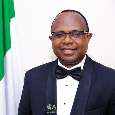 Dr Boma Douglas MSc PhD CEng MEI - Chairman