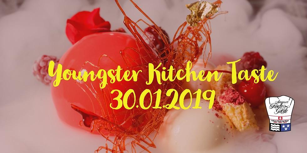Youngster Kitchen Taste Workshop