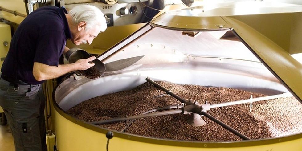 Firmenbesichtigung Sponsor Graf Kaffee