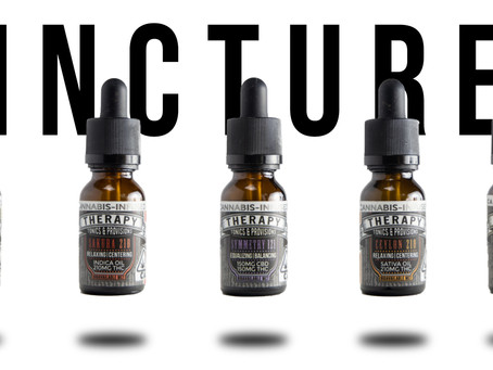 WHAT'S A CANNABINOID TINCTURE & HOW DO I USE IT?