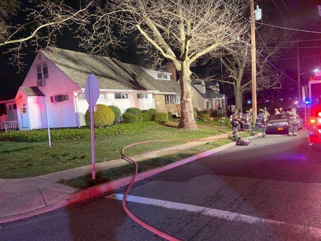 FSMFD Operated at a Kitchen Fire - 3/12/2020