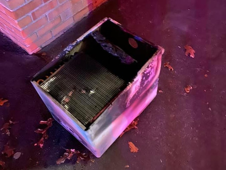FSMFD Respond To Polk Street  School With Smoke From The Building 11/4/20