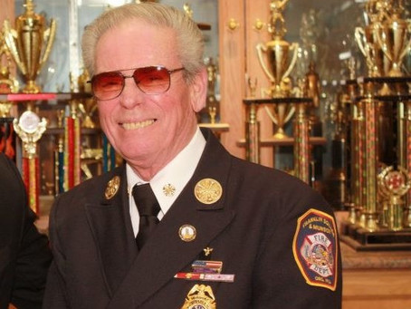 Passing of FS&M FD Ex-Chief Roger Albergo of Engine Co. 1