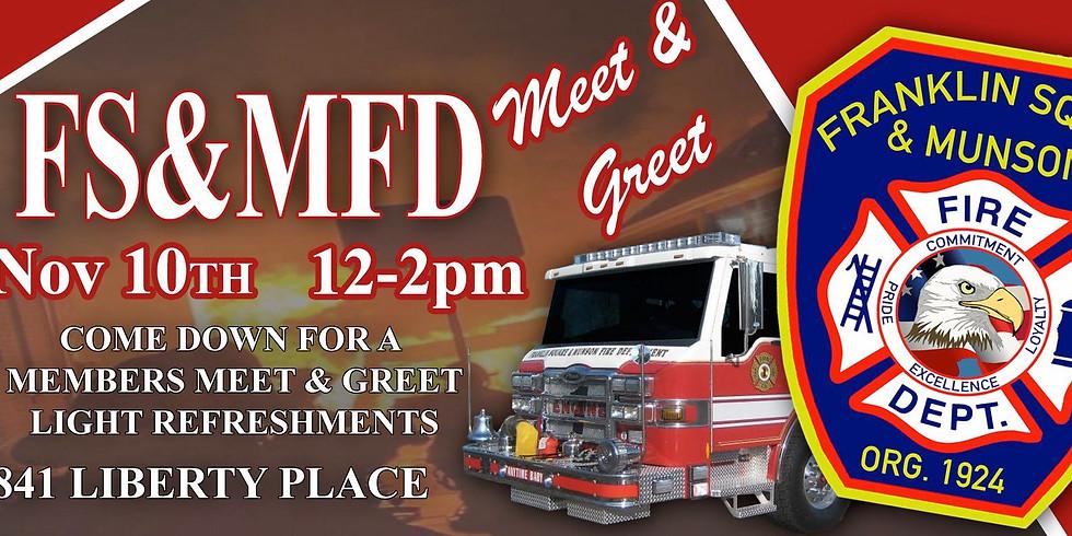 FS&MFD Meet and Greet