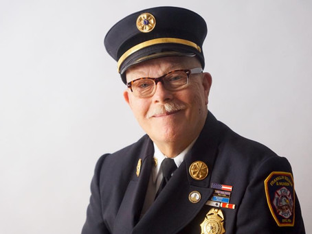 Passing of FS&M FD Ex-Chief Tim O'Connor of Engine Co. 2