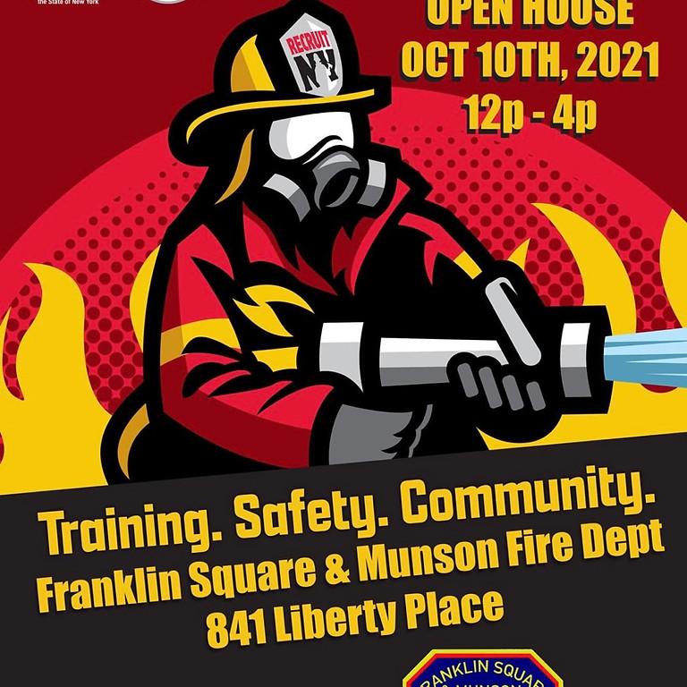 FSMFD Fire prevention Week Open House