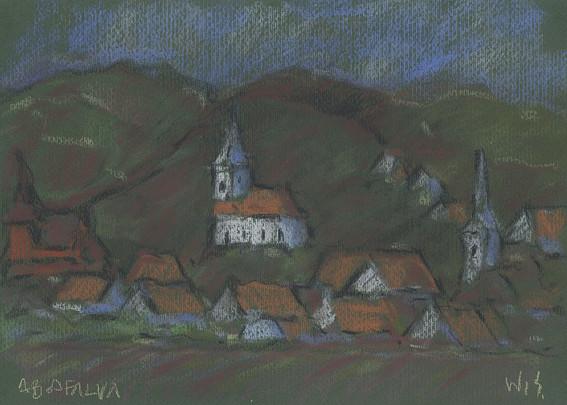 Abosfalva - Abuș