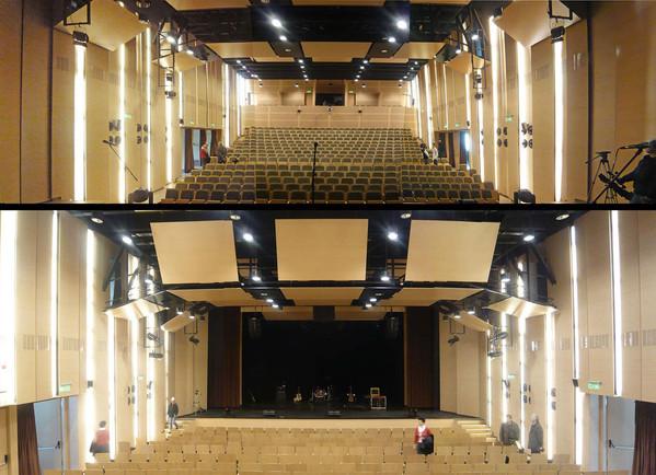 Művelődési ház színházterme, Százhalombatta