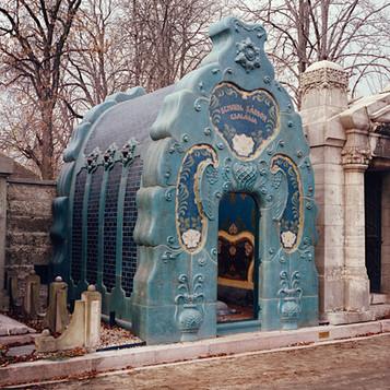 Schmidl kripta rekonstrukciója, Budapest