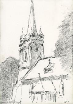 Gernyeszeg - Gornești