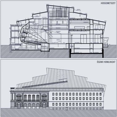 Vörösmarty Színház, Székesfehérvár tervpályázat