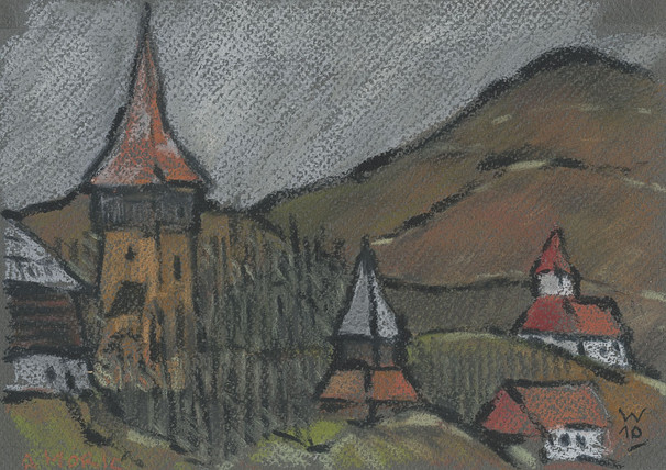 Aranyosmóric - Moruț