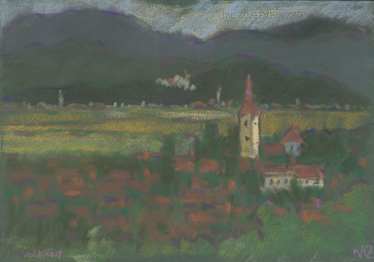 Szászvolkány-Wolkendorf/Burzenland-Vulcan