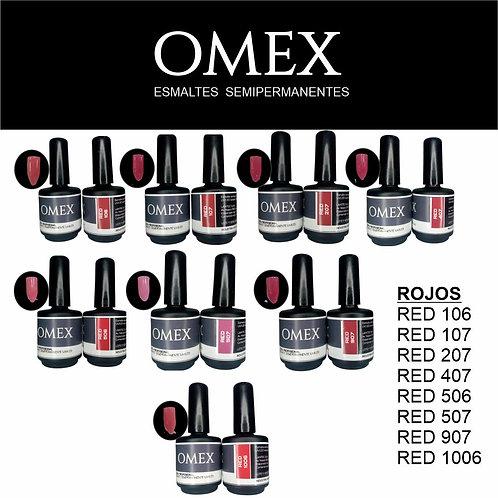Esmalte Semipermanente OMEX x12
