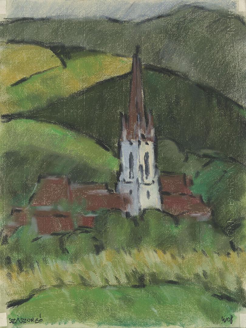 Szászorbó-Urwegen-Gârbova
