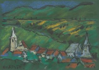 Egrestő - Agrișteu