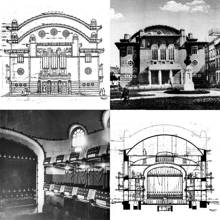 Petőfi Színház rekonstrukciója, Sopron