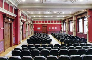 Magyar Tudományos Akadémia, Budapest, reprezentetív előadótermek