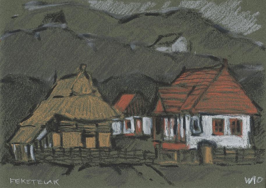 Feketelak - Lacu