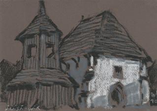 Sajósárvár - Șirioara