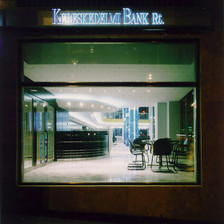 K&H Bank fiók, Budapest, Margit körút