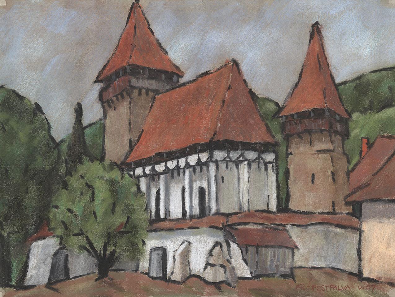Prépostfalva-Probstdorf-Stejărișu