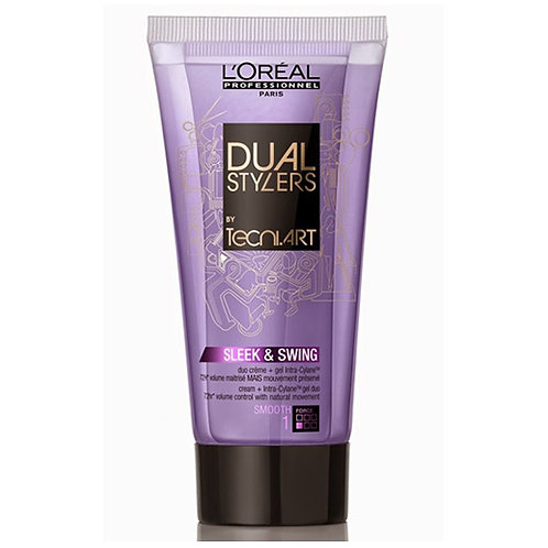 GEL SLEEK & SWING DUAL STYLERS 150 ml Loreal Professionnel