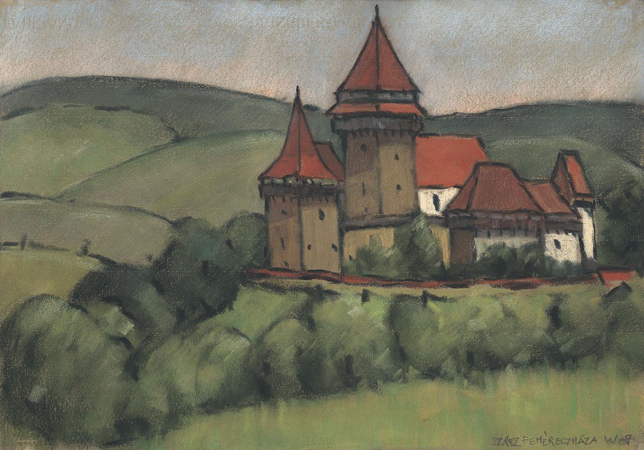Szászfehéregyháza-Deutsch-Weisskirch-Viscri