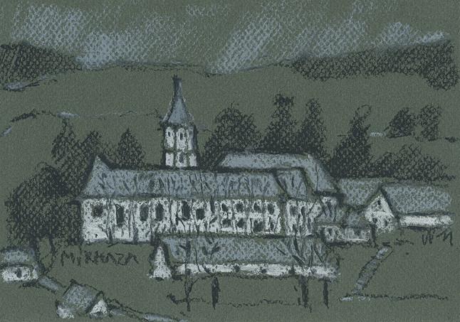 Mikháza - Călugăreni