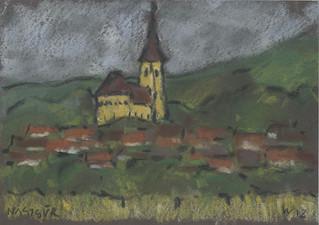 Nagycsűr-Gross-Scheuern-Șura Mare