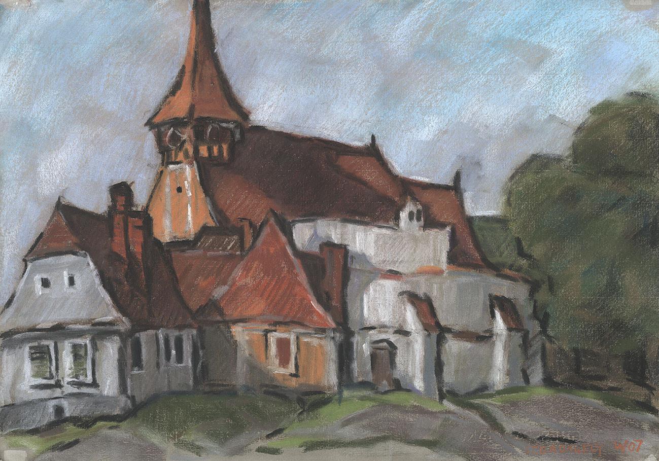 Szerdahely-Reussmarkt-Miercurea Sibiului