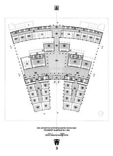 BME Építészkar, Lágymányos, tervpályázat
