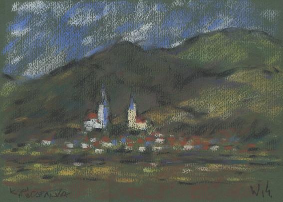 Küküllőpócsfalva - Pǎucișoara
