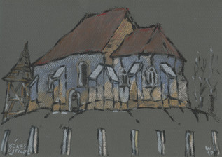 Kékesújfalu - Corvinești